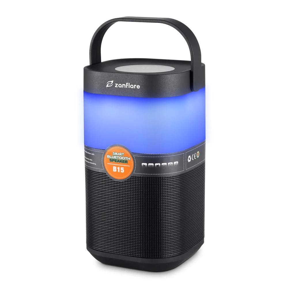 Głośnik Bluetooth z wbudowanym radiem FM Zanflare B15 za 19,99$ @ Rosegal