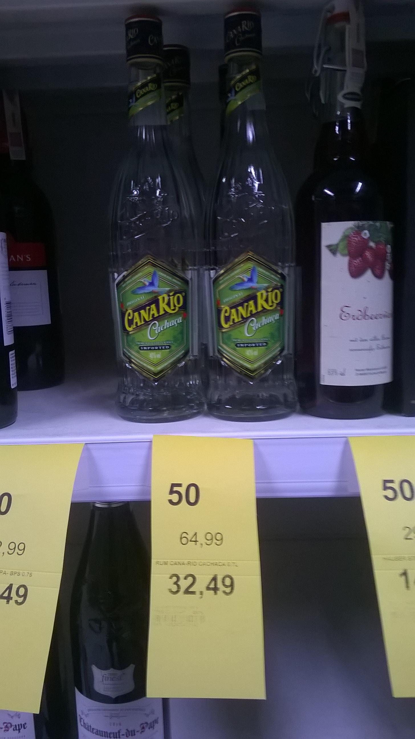 Rum CanaRio 0,7l, 40% - Tesco Piastów