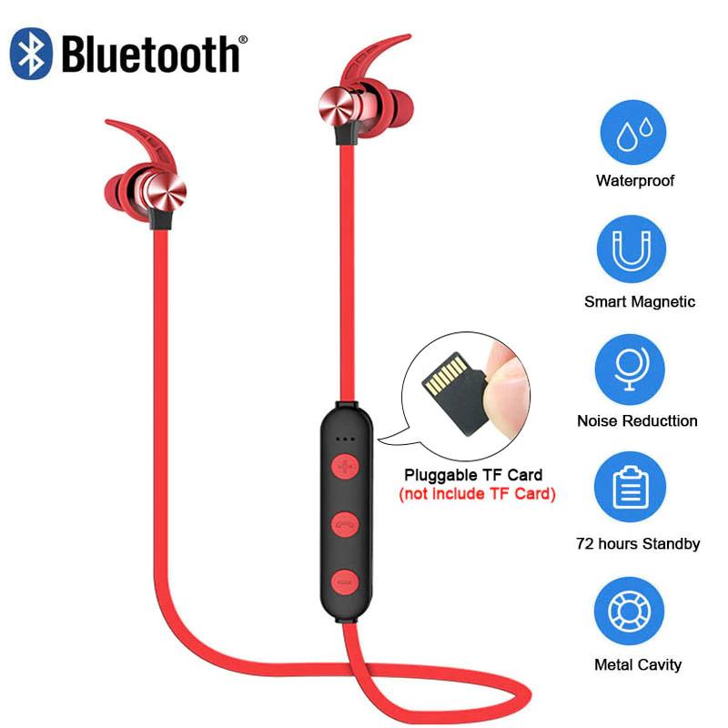 Rogate słuchawki dla aktywnych stabilne BT