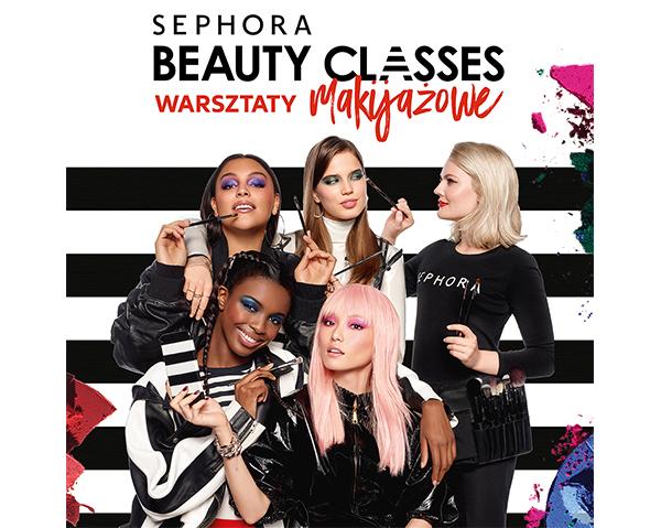 Bezpłatne warsztaty makijażowe @ Sephora