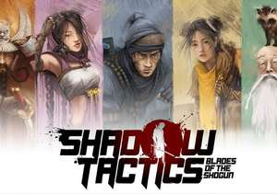 Shadow Tactics: Blades of the Shogun (PC,MAC - Steam) @ Gamivo