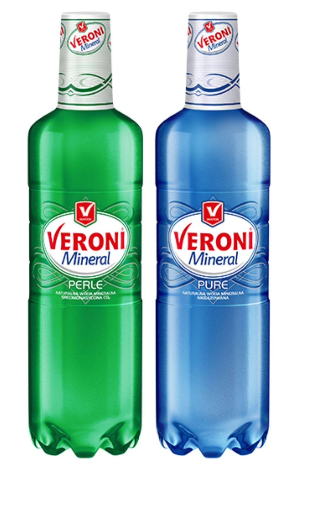 Veroni mineral 1,5 L. Tylko 0,66 zł za Litr. Kaufland