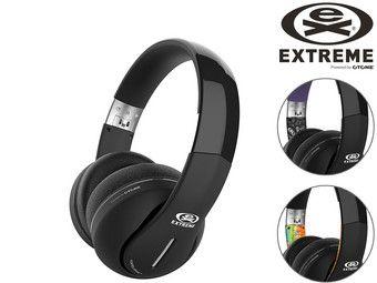 Słuchawki Extreme One-Eighties z aktywną redukcją szumów