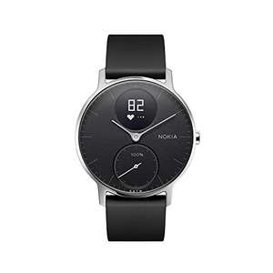 Hybrydowy smartwatch Withings Steel HR