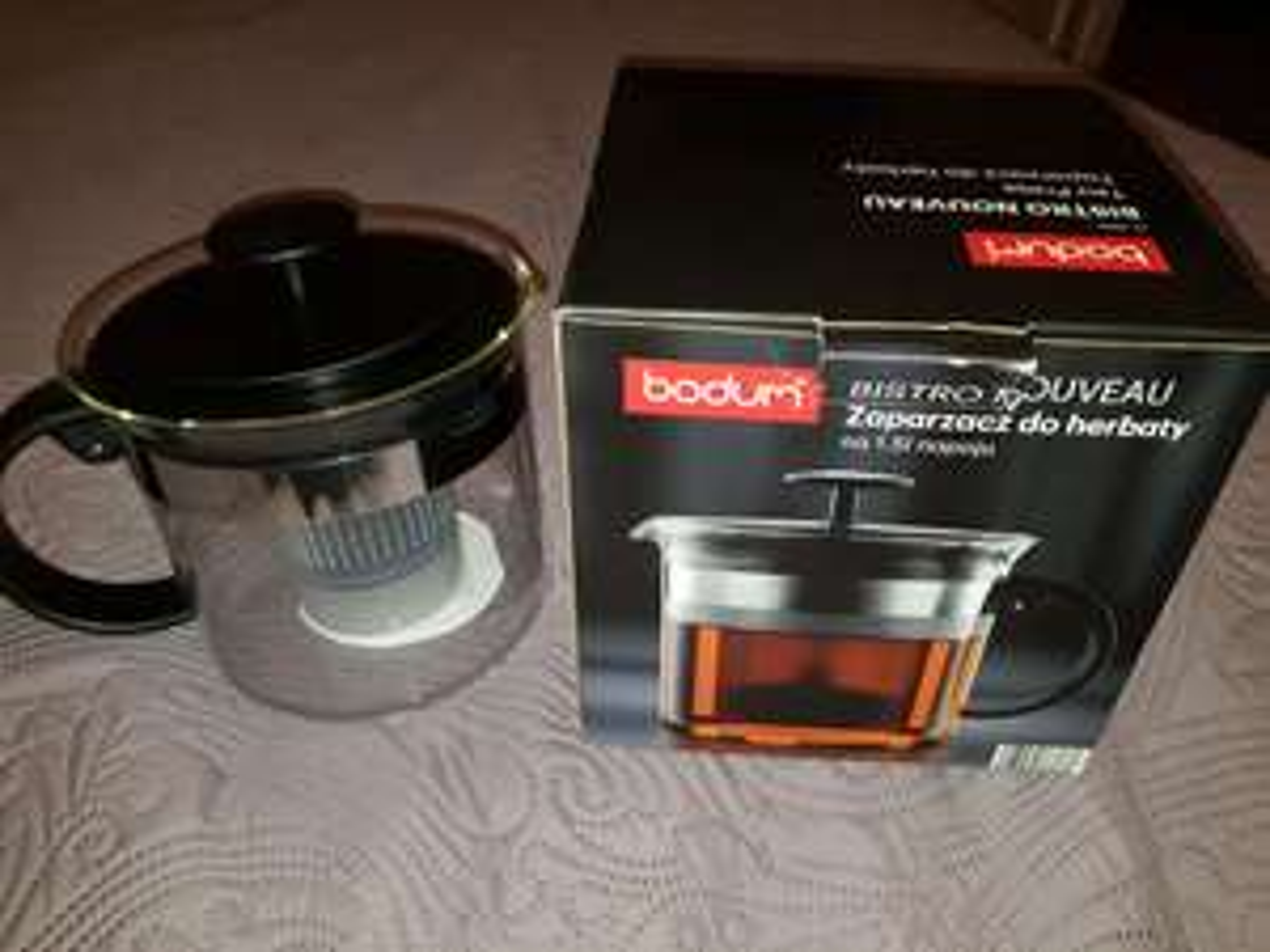 BODUM - zaparzacz do herbaty @ Aldi