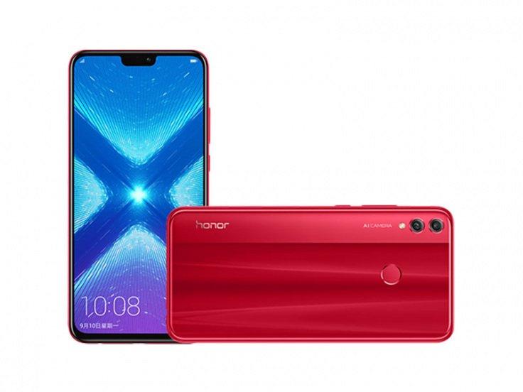 Honor 8x 4/64 średniak z NFC , dobry wybór do 1000zł na FVAT 23% z polski