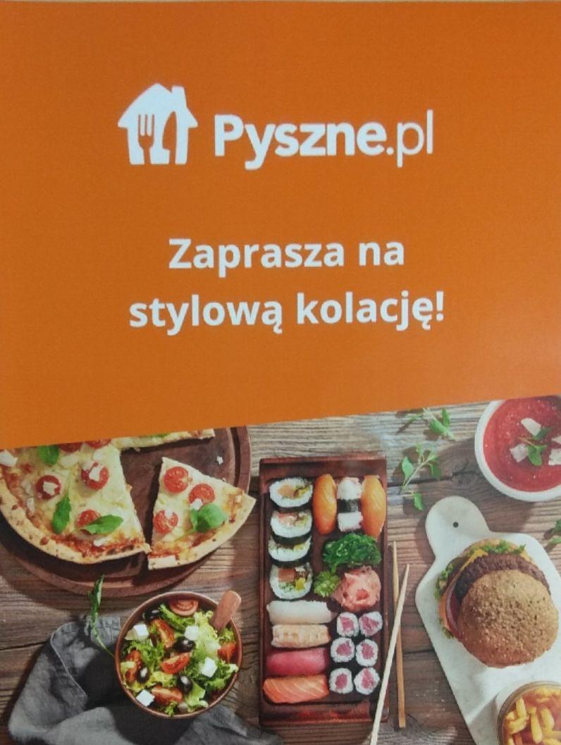 Kod na 10 zł na Pyszne.pl za zakup gazety Glamour. MWZ 30zł.