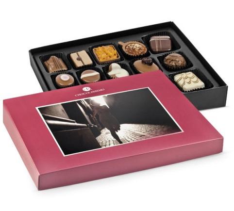 -12% na czekoladki ze zdjęciem + 20% cashbacku od goodie