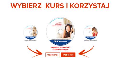 Darmowe audiobooki językowe od ESKK