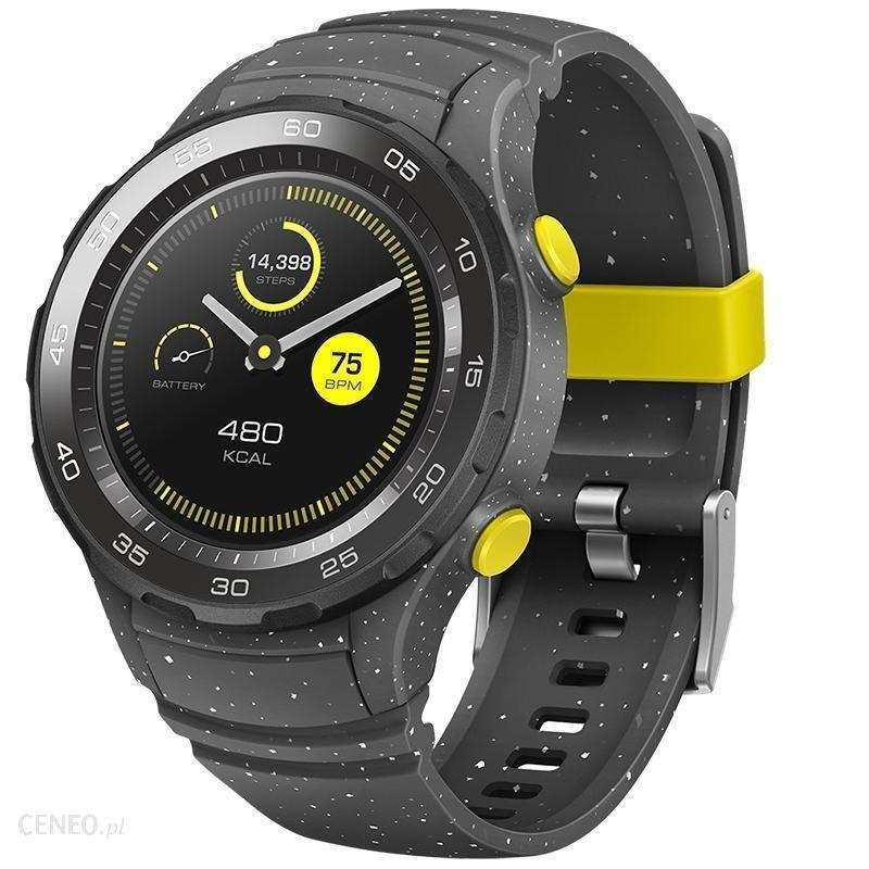 Huawei Watch 2 Sport szary