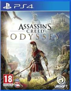 Assassin's Creed Odyssey na PS4