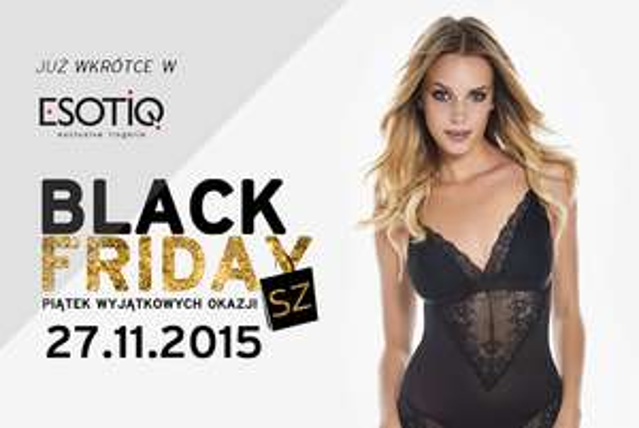 [black friday] 27.11 ESOTIQ -40% na wszystko, bez minimalnego zakupu