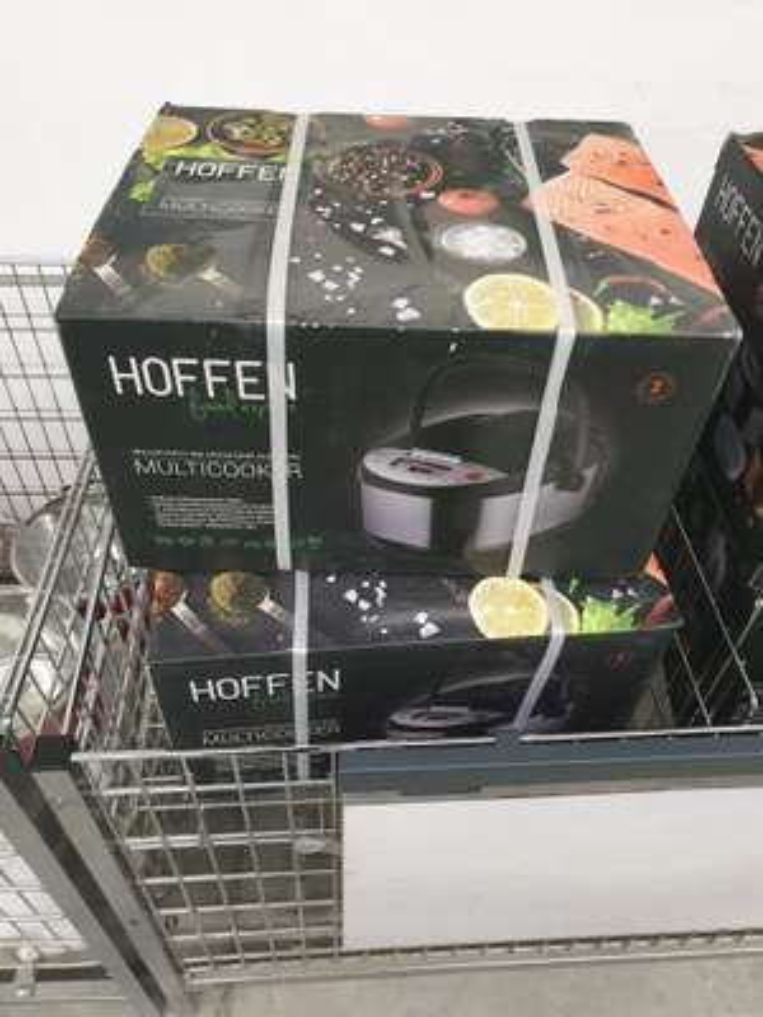 Hoffen Multicooker Outlet Biedronka Poznań