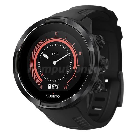 Suunto 9 G1 Baro Black  profesjonalny zegarek smartwatch sportowy w okazyjnej cenie w Komputronik
