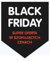 Black Friday w mall.pl do 50% taniej