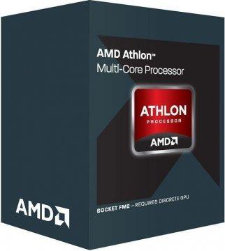 PROCESOR AMD ATHLON X4 845 3.5GHz BOX NIE GAMINGOWY