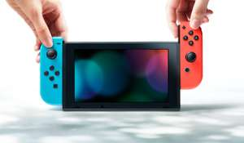 Konsola Nintendo Switch Neon Red/Blue