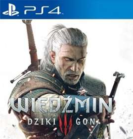 [Black Friday] Wiedźmin 3 PS4 @ PS store