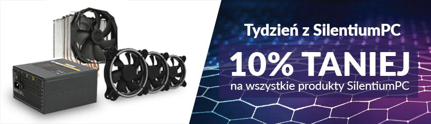 Tydzień z SilentiumPC (10% Taniej) - RTV Euro AGD