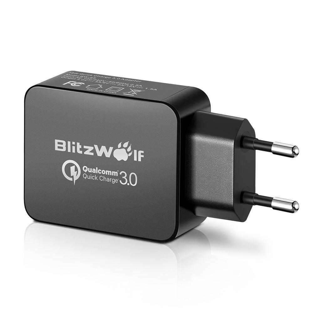 Ładowarka Qualcomm BlitzWolf® BW-S5 z Quick Charge 3.0