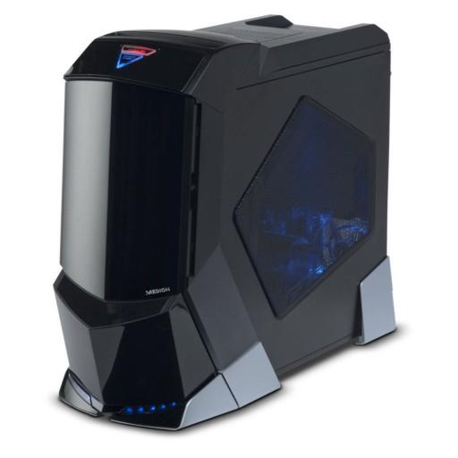 OBUDOWA DO KOMPUTERA PC ATX MIDI TOWER ERAZER GDM9