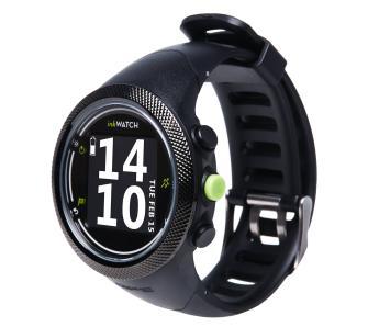 Zegarek sportowy InkWATCH Tria Plus (wbudowany GPS, Bluetooth) @ OleOle