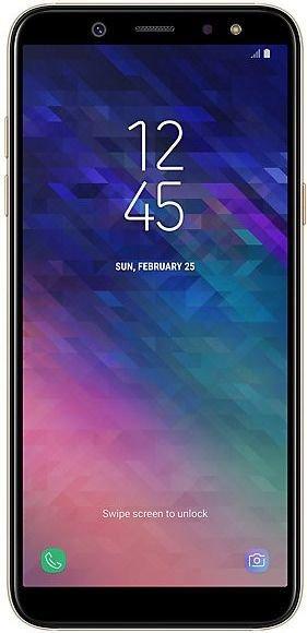 Samsung Galaxy A6 32GB Złoty (SM-A600FZDNXEO)