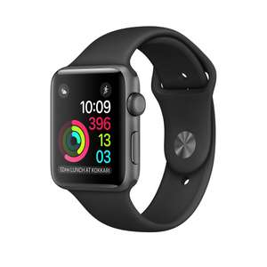 APPLE WATCH NIKE+ 42MM GWIEZDNA SZAROŚĆ