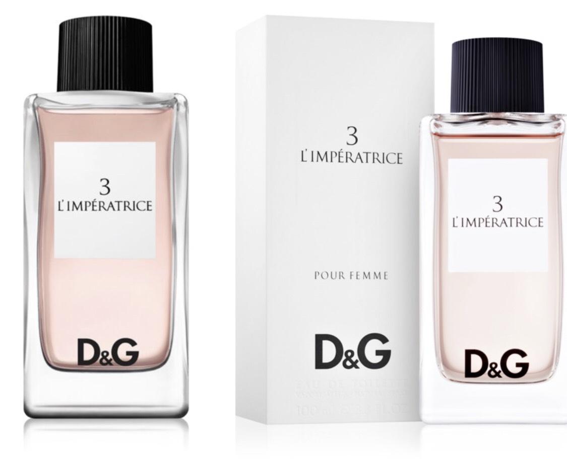 Woda toaletowa Dolce & Gabbana 3 L'Imperatrice 100ml