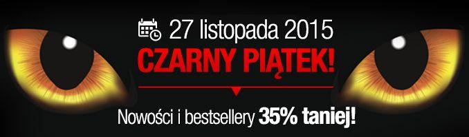 [Black Friday] taniaksiążka.pl 500 produktów 35% taniej