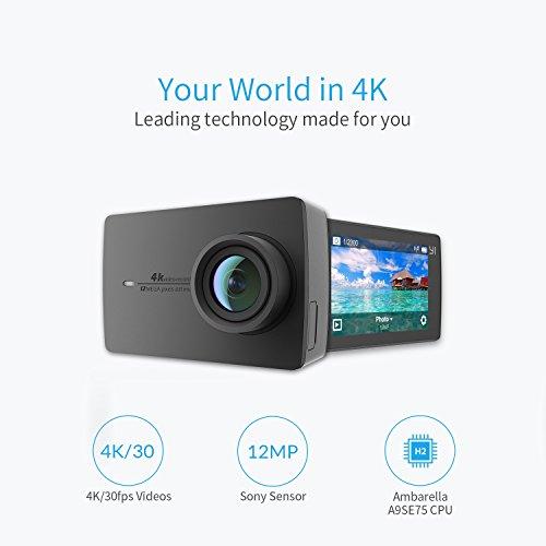 Kamera sportowa Xiaomi Yi (Xiaoyi) 4K ~386zł @ Amazon