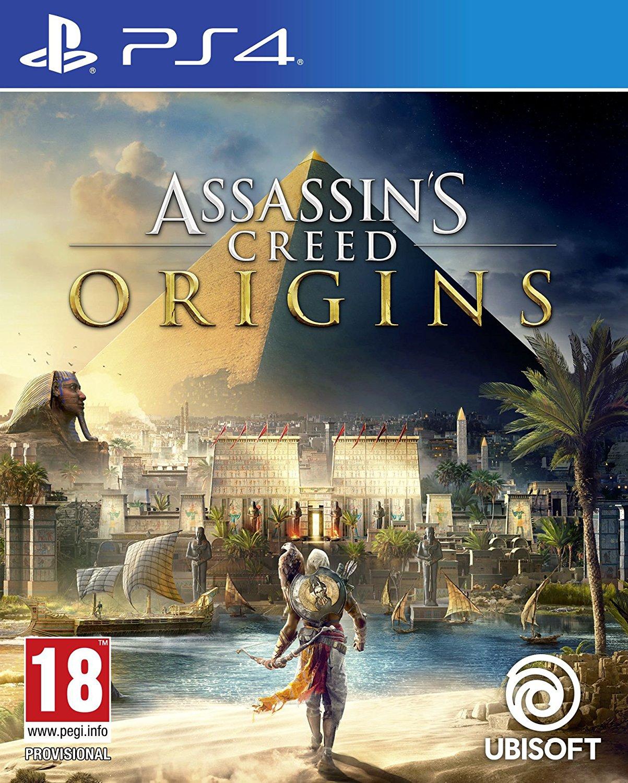 Assassin's Creed Origins [Playstation 4] @ Amazon (UK)