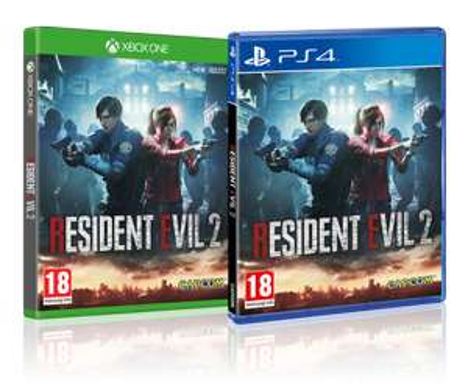 Preorder Resident Evil 2 HD