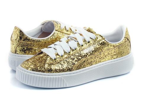 Puma Basket Glitter