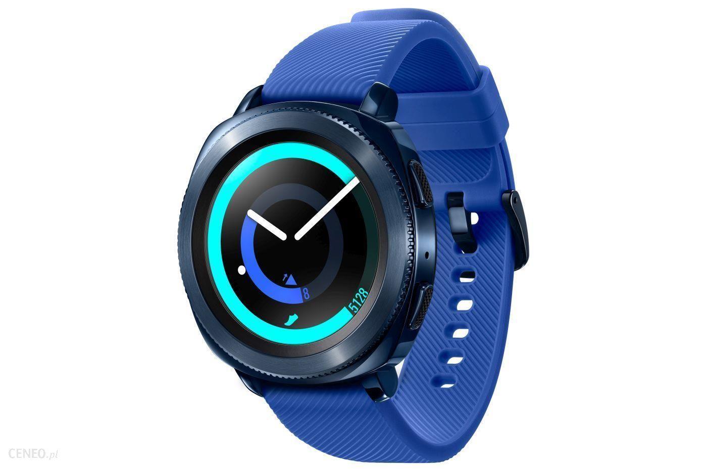 Smartwatch Samsung Gear Sport SM-R600 Niebieski