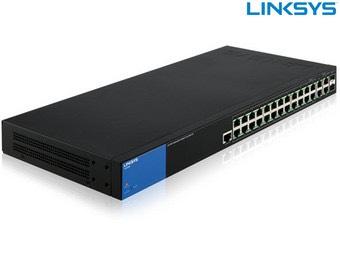 Switch Linksys 28 portów | LGS528P