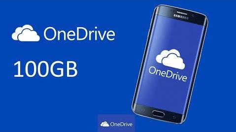 Darmowe 100GB w usłudze OneDrive dla telefonów Samsung