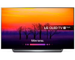 """LG OLED 65"""" Model OLED65C8 Rabat z kodem @MediaExpert"""