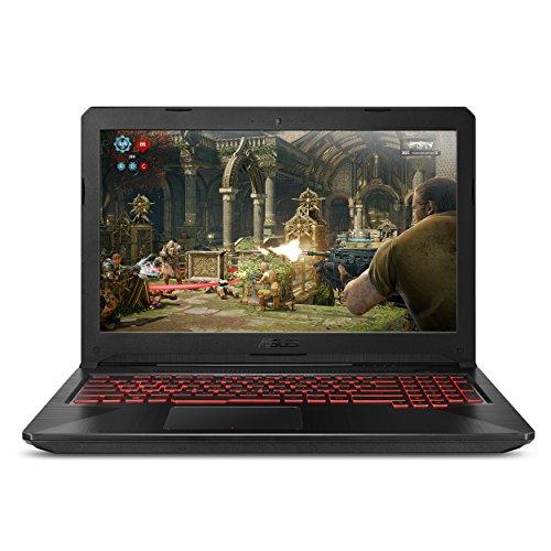 """ASUS TUF Gaming Laptop FX504 15.6"""", i5-8300H, GeForce GTX 1050, 8GB RAM, 256GB M.2 SSD, WIN10"""