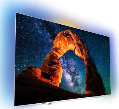 Telewizor PHILIPS 65OLED803 OLED 1000zł taniej