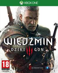 [Black Friday] Wiedźmin 3 xbox one. Wymaga konta Gold.