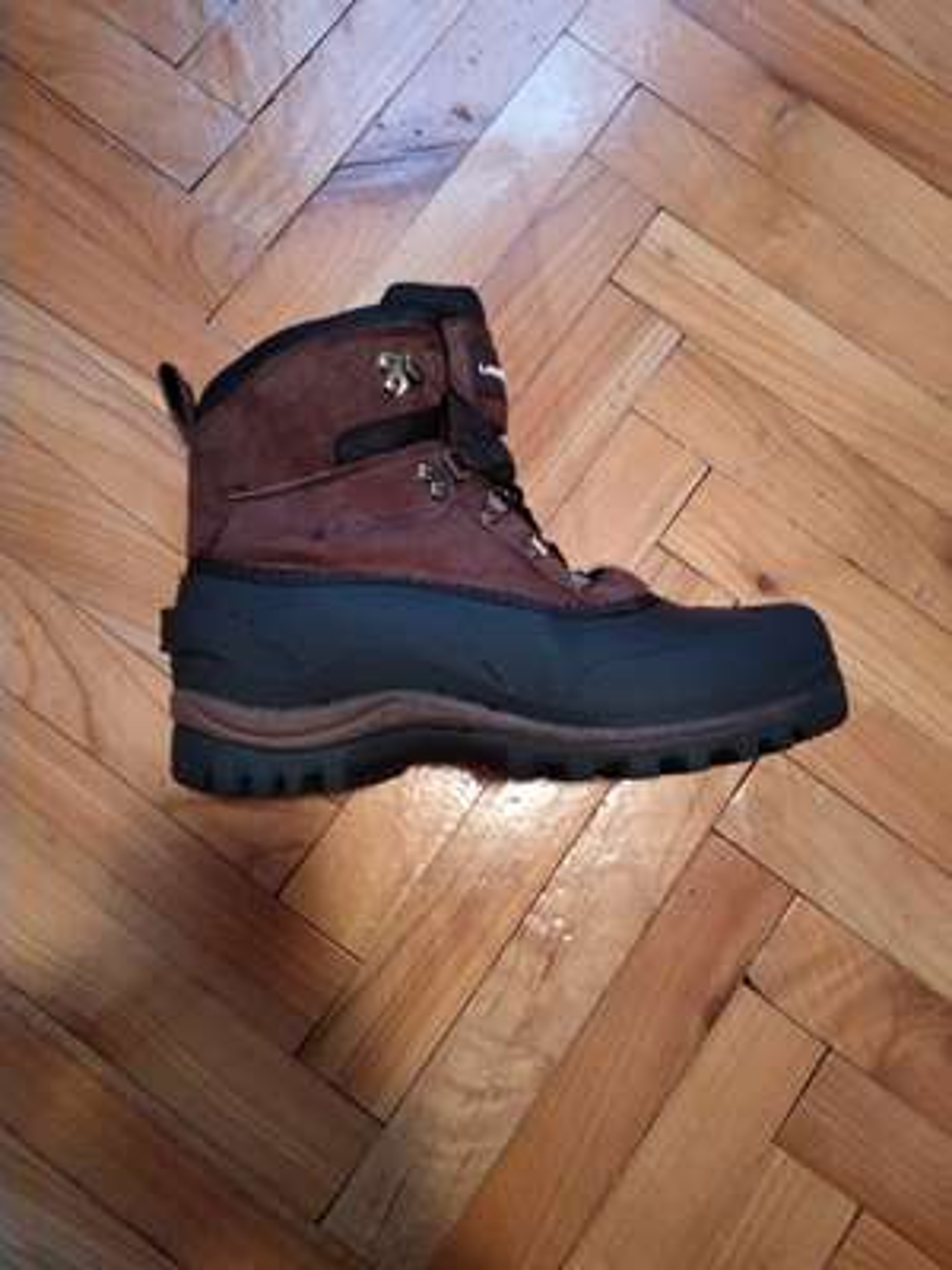 Buty robocze zimowe męskie