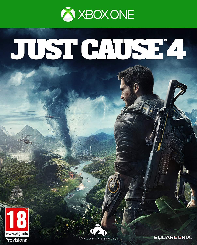 Just Cause 4 [Xbox One, Playstation 4] + Fast  and Furious 8 na Blu-Ray za ~157zł z wysyłką @ Amazon (UK)