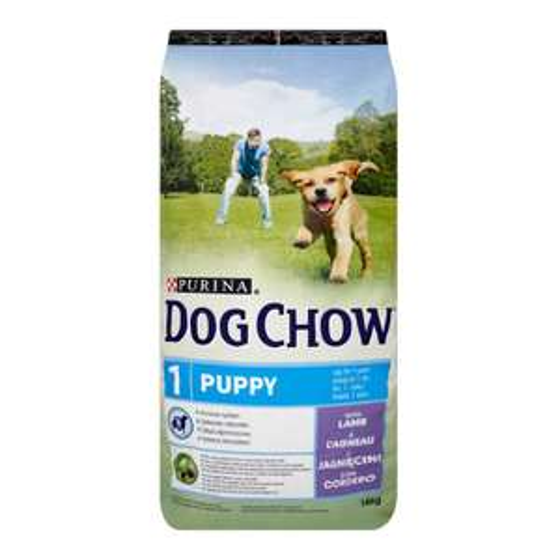 PURINA DOG CHOW Puppy Lamb 2kg +500g GRATIS za 27,53zł (10% taniej)