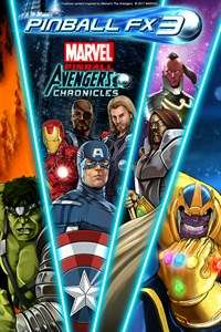Pinball FX3 - Marvel Pinball: Avengers Chronicles
