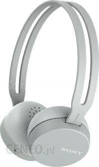 Słuchawki bezprzewodowe Sony WH-CH400 w mall