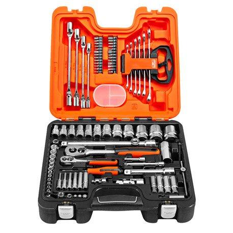 Zestaw kluczy Bahco 91 elementów - cena dla członków Jula Club.