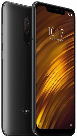 Xiaomi Pocophone F1 64GB Graphite Black