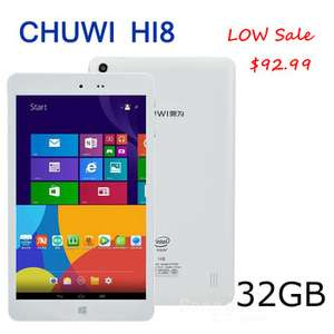 Chuwi Hi8 - aliexpress