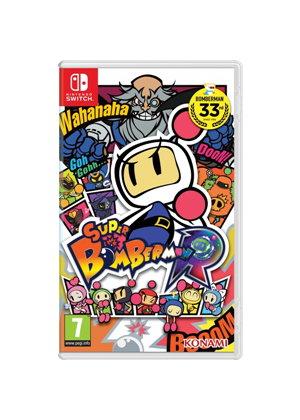 Super Bomberman R (Nintendo Switch) za 105zł z dostawą @ BASE